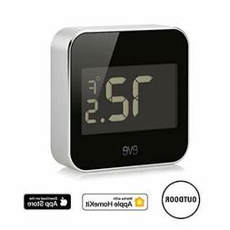 Eve Degree - Connected Weather Station for tracking temperat