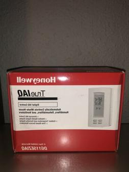 Honeywell DG115EZIAQ Indoor Air Quality and Humidity / Venti