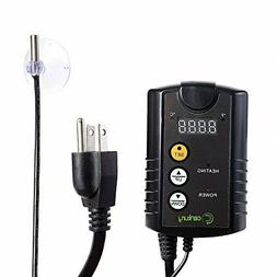 Century Digital Heat Mat Thermostat Controller for Seed Germ