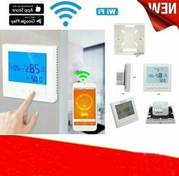 Digital LCD Temperature Controller Smart Thermostat Switch 1