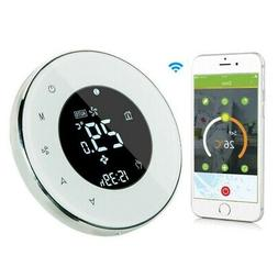 Digital WiFi Smart Touch Screen Electric Heating Thermostat