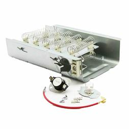 Dryer Heating Element and Thermostat Combo Pack 279838 AND 2