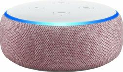 AMAZON ECHO DOT  WITH ALEXA SMART ASSISTANT - BLACK - NEW SE