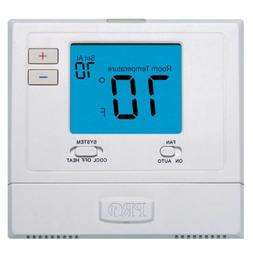 Elect Digital Wall Thermostat PRO1 T701 Non-Programmable-Tem
