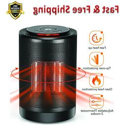 Electric Ceramic Heater Thermostat Oscillation for Baby Room