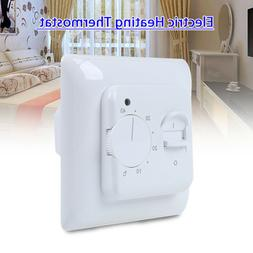Electric Floor Heating Room Thermostat Temperature Controlle