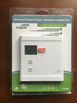 White Rodgers Electronic Baseboard Dual Pole 240V/120V Therm