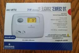 Emerson White-Rodgers 70 Series Non-Progrommable Thermostat: