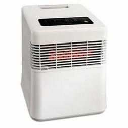 Honeywell Energy Smart HZ-970 Infrared Heater, White