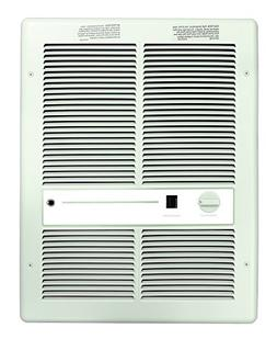 TPI H3317T2SRPW Fan Forced Wall Heater With Summer Fan Switc