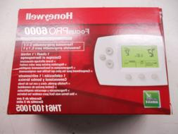 HONEYWELL FOCUS PRO 6000 PROGRAMMABLE T-STAT NEW IN BOX