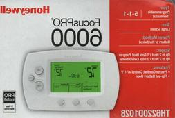 Honeywell FocusPRO 6000 TH6220D1028 Programmable Thermostat,