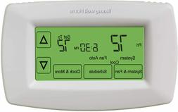 Honeywell RTH7600D1030-W 7 Day Programmable Thermostat