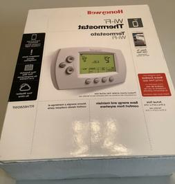 Honeywell Home Wi-Fi 7-Day Programmable Smart Thermostat RTH