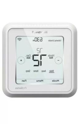 Honeywell T6 Pro Z-Wave Programmable Thermostat  Touchscreen