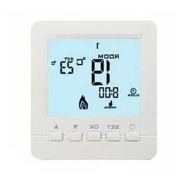 HY02B05-2BW 7 Times Home Programmable Thermostat Indoor Temp