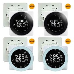 Programmable WiFi Digital LCD Smart Wireless Thermostat for