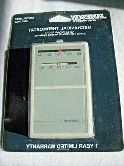 Jameson Mechanical Thermostat Mechanical - Heat Only - Model