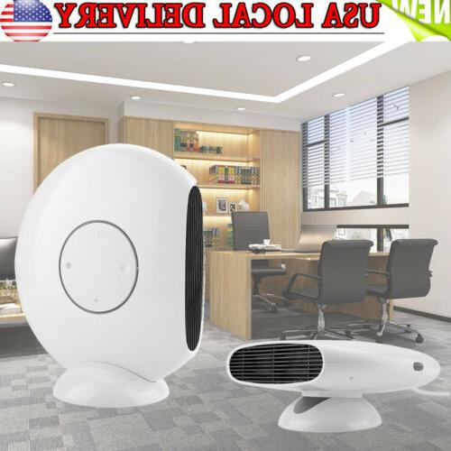 1800W Mini Portable Electric Heater Fan Air Warmer & Cooler