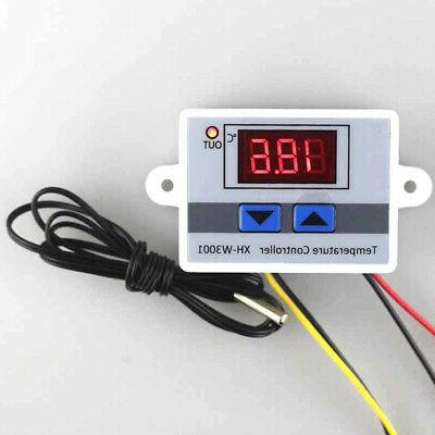 1pc smart 10a led thermostat temperature controller