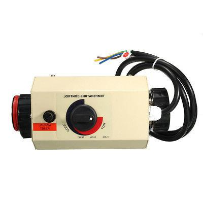 220V Swimming Pool SPA Hot Tub Water Heater 50/60Hz