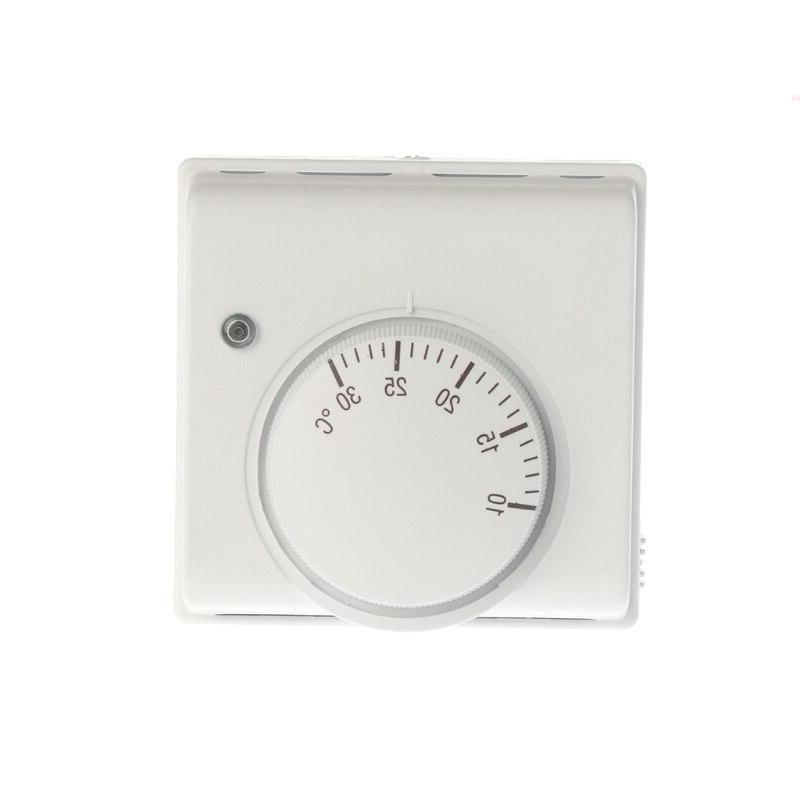 220V Mechanical <font><b>Thermostat</b></font> Condition Gas Boiler Heating