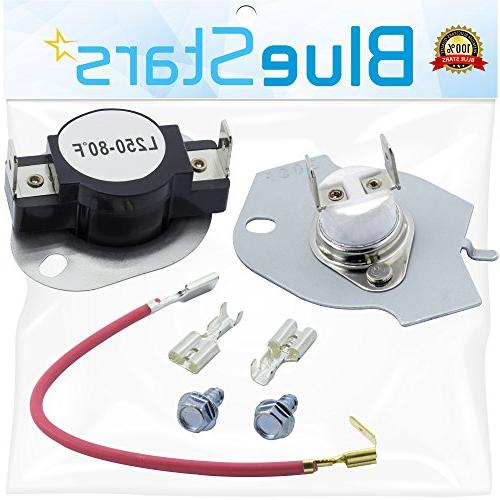 279816 dryer thermostat kit replacement