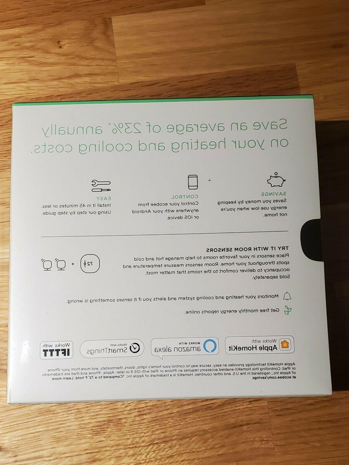 ecobee3 lite Smart - Factory Sealed