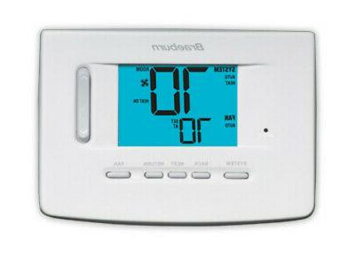 3020 digital non programmable thermostat with 4