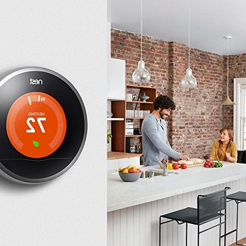 Nest 3rd The Thermostat