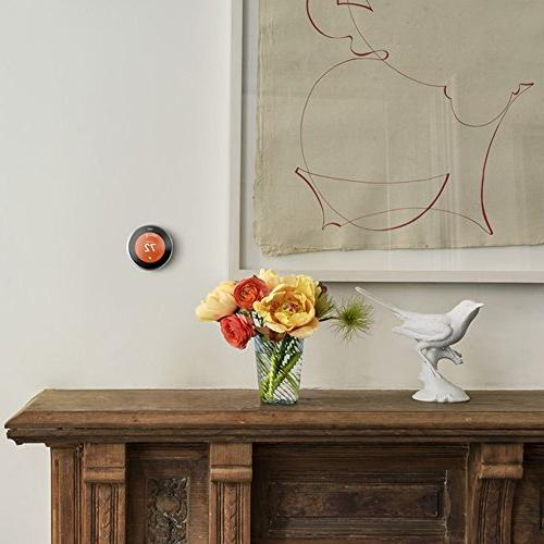Nest Generation Thermostat with 1 Year Extended Warranty