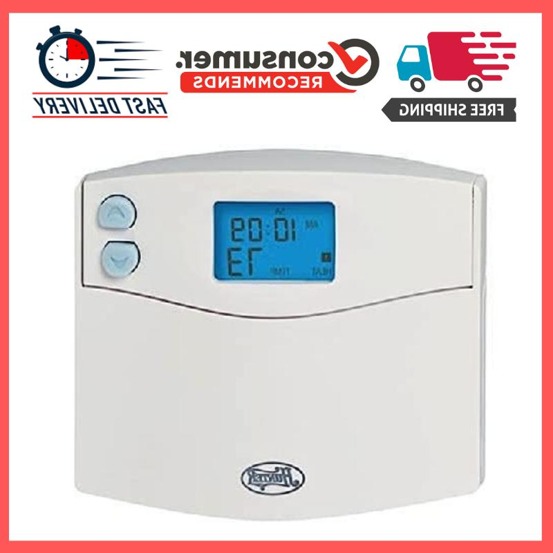 5/2-Day Digital Programmable Thermostat Accurate Home Thermo