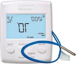 Tekmar 521 Two Heat or Heat-Cool Programmable Thermostat
