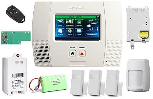 Honeywell Lynx Touch L5200 Security Alarm Kit with Cellular