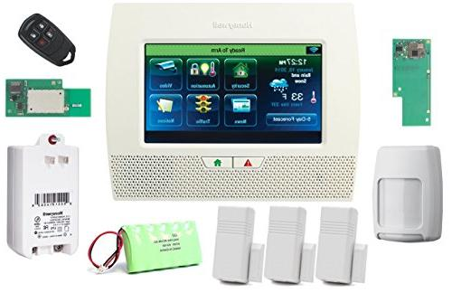 Honeywell Lynx Touch L7000 Wireless Residential/Commercial S