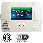 LYNX Touch L5200PK with  5816WMWH Door/ Window Transmitters,