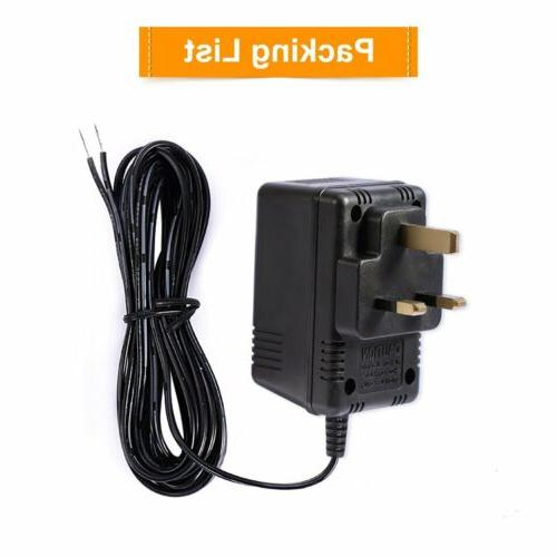 AC Power Adapter Transformer for Honeywell