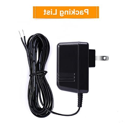 AC24V C-Wire Power 24V Power Transformer for Requires C-Wire Smart WiFi Ecobee4