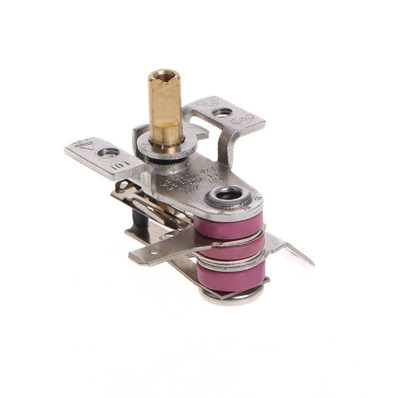 ac250v 16a adjustable 90 celsius temperature switch