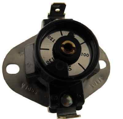 Supco AT021 Adjustable Thermostat 74T12 Style 310708 90 to 1