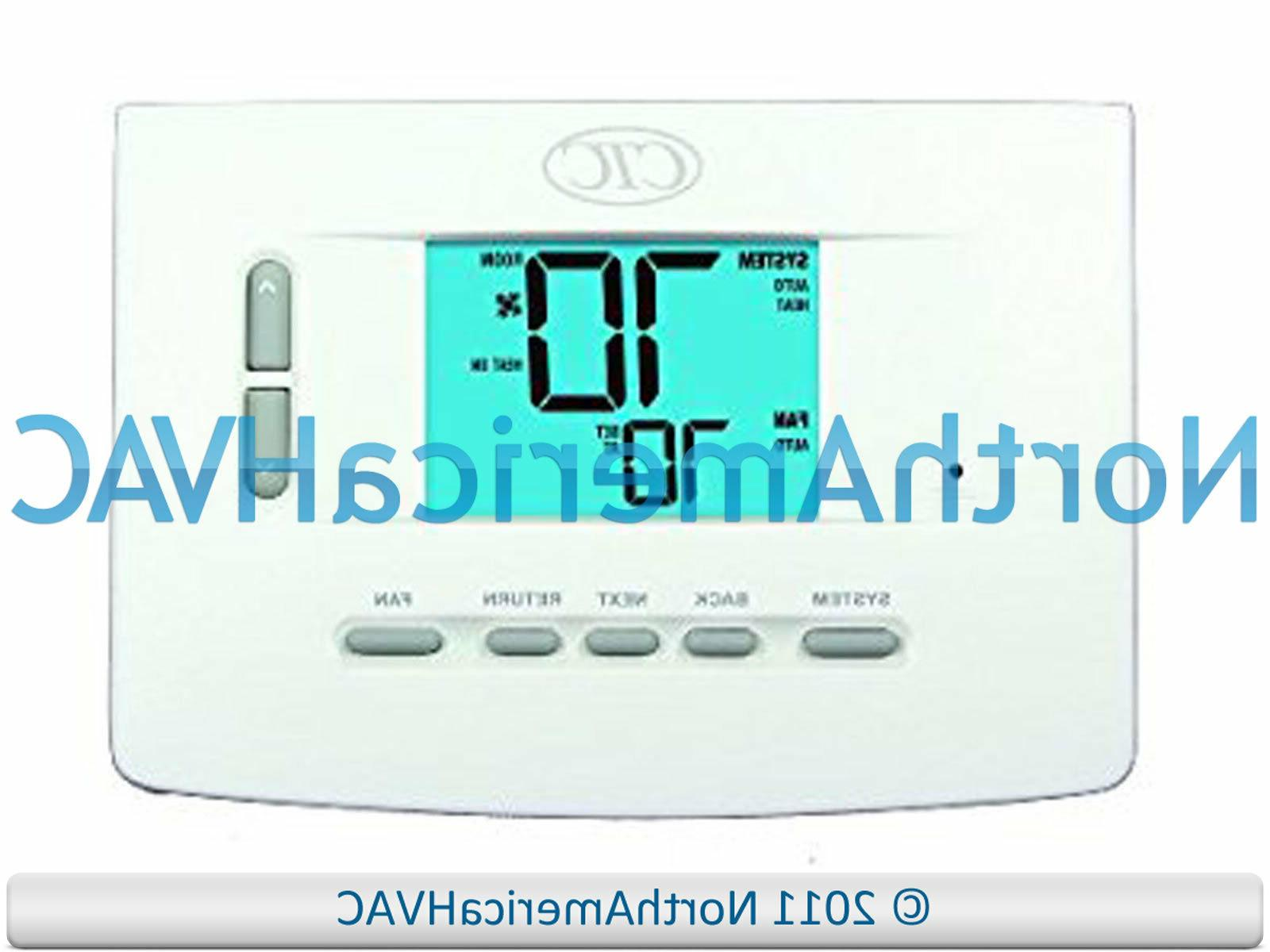 braeburn 3220 digital furnace ac hp thermostat