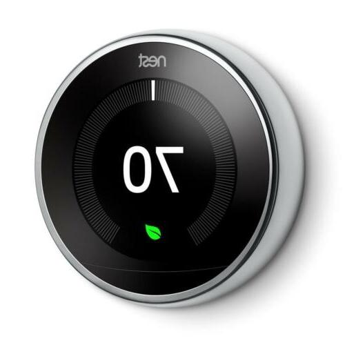 Brand New Nest Thermostat All Colors
