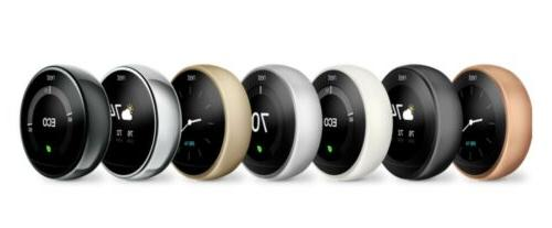 Brand New Nest Learning Thermostat 3rd Generation - All Colo