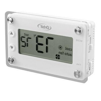 clear comfort manual thermostat