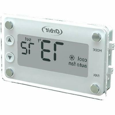 clear comfort non programmable 83501 thermostat household