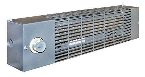 convection baseboard electric space heater