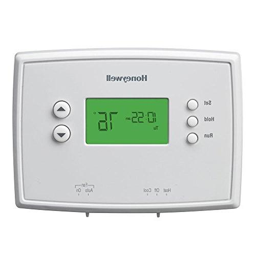 day programmable thermostat