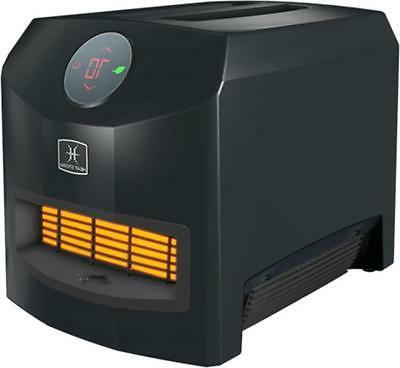 deluxe infrared wall heater