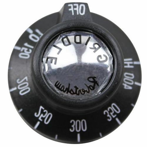 dial knob for griddle thermostat 150 400f