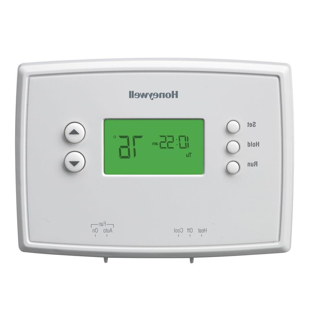 Honeywell Digital 7 Programmable Package